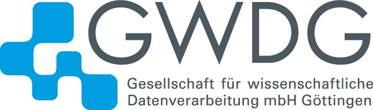 Logo Gesellschaft für wissenschaftliche Datenverarbeitung Göttingen mbH